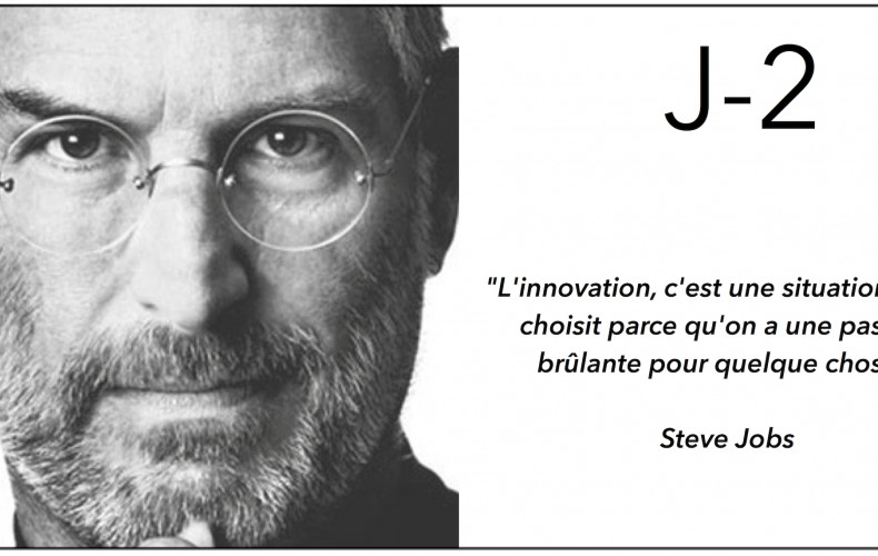 J-2 L'innovation du site Cupertino