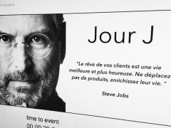 Jour J – Le site Cupertino est en ligne – Qu'en pensez-vous ?