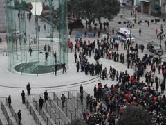 Nouvel Apple Store en Chine