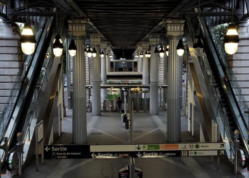 Déploiement du réseau 3G/4G chez la RATP