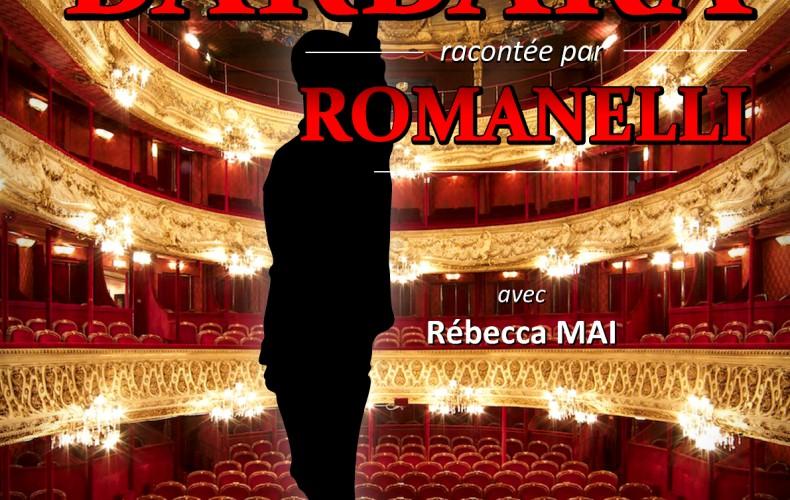 Barbara par Roland ROMANELLI