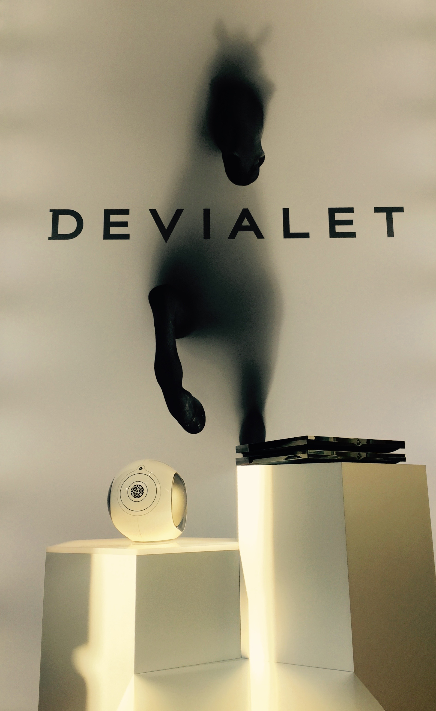 DEVIALET Cheval