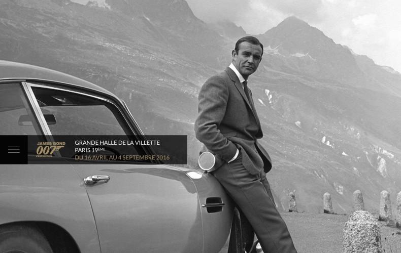 JAMES BOND 007 L'EXPOSITION – NOUS Y SOMMES ALLES