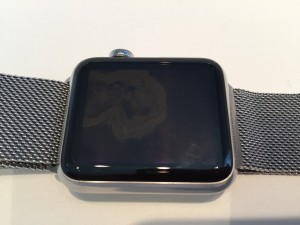Apple Watch eau