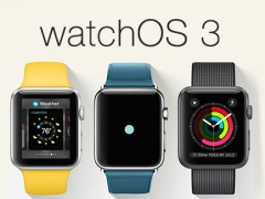 WATCH OS 3 DISPONIBLE