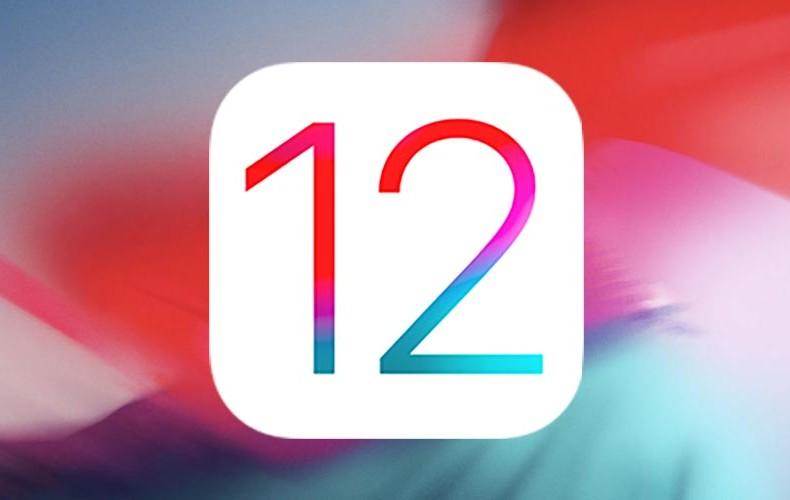 iOS 12 Disponible